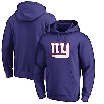 New York Giants Løs Hettegenser Topper WYK046