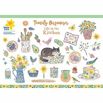Otter House 2021 Calendar - Life In The Kitchen