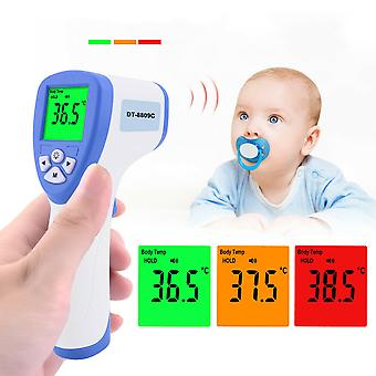 Non-Contact Infrared Thermometer Contact free Forehead Temperature Gun