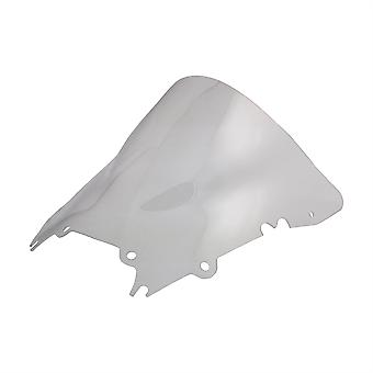 Airblade Clear Double Bubble Screen for Yamaha YZF-R6 1998-2002
