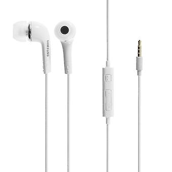 سامسونج - سماعات الأذن في الأذن EO-EG900BW - أبيض