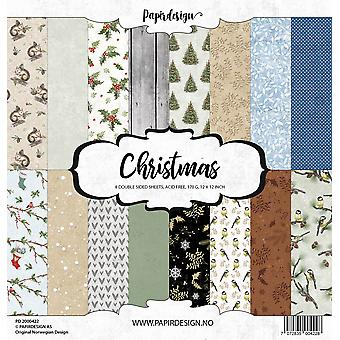 Papirdesign Christmas 12x12 Inch Paper Pack