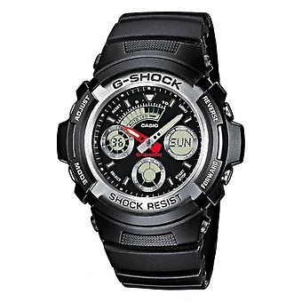 Montre Casio R�sine G-Shock AW-590-1AER - Homme