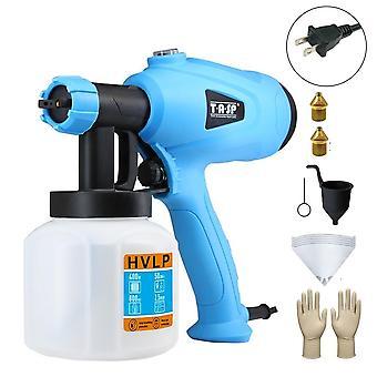 Electric Spray Gun, Hvlp Paint Sprayer Compressor, Airbrush Power Tools
