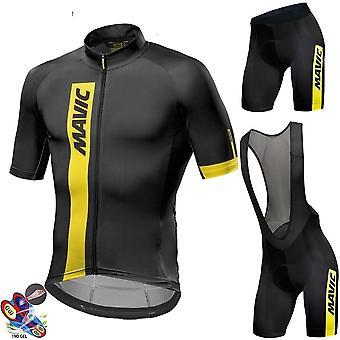 Bike Uniform Cycle Shirt Racing Kombinezon na Dżemie rowerowym