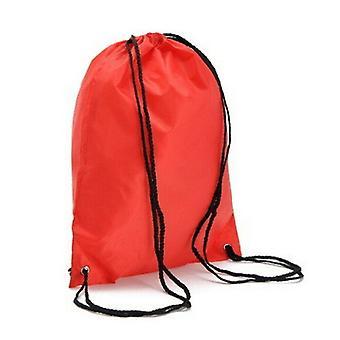 String Snor Tilbake Pack Cinch Sekk Gym Tote Bag