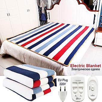 Automatic Electric Blanket, Heating Thermostat Throw Double Body Warmer Mat