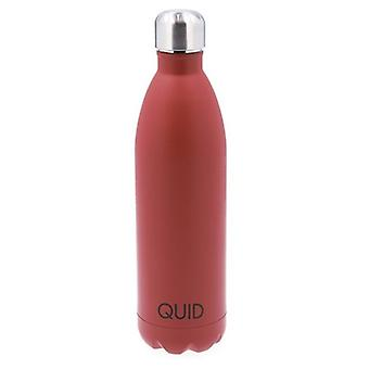 Quid Thermal Bottle Arizona Bordeaux stainless steel 0.75 L