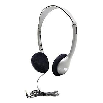 Casque stéréo personnalisé sur l'oreille