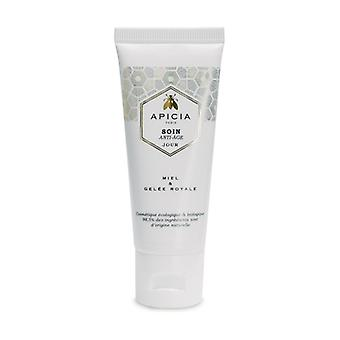 Organic fluid day anti-aging treatment 40 ml
