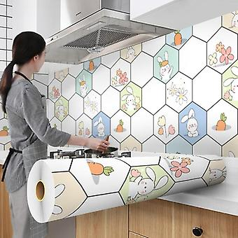 Wallpapers Aluminum Coating Living Room Furniture Desktop Vinyl Contact Paper