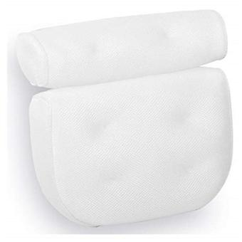 Bath Pillow Cushioned (white)