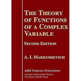A.I. Markushevitšin monimutkaisen muuttujan funktioteoria
