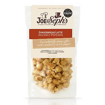 Gingerbread Latte Popcorn