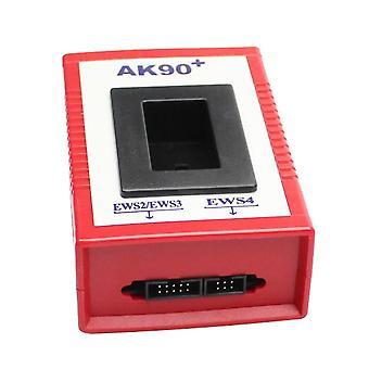 Outil de programmeur de clé automatique professionnel ak90+ v3.19 diagnostic de match pour bmw ews ak90