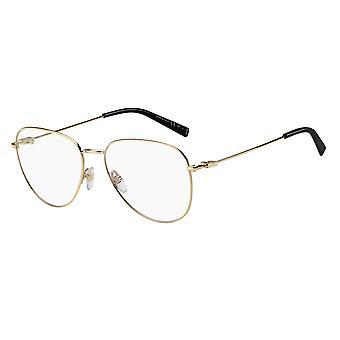 Givenchy GV0150 J5G Gold Glasses
