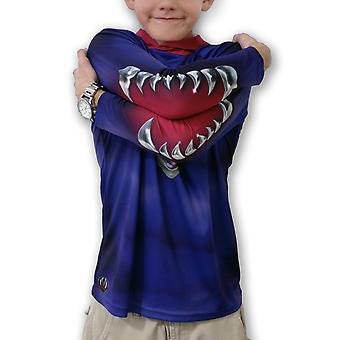 Superhero Hoodie Sport Shirt By Mouthman®