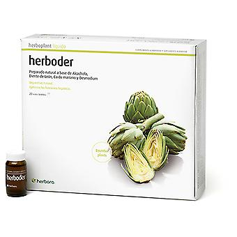 Herbora Herboder 20 Flacons x 10 ml
