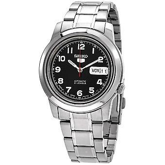 Seiko Seiko 5 Automatic Black Dial Men's Watch SNKK35J1