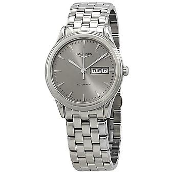 Longines Flagship Automatic Silver Dial Men's Watch L48994726