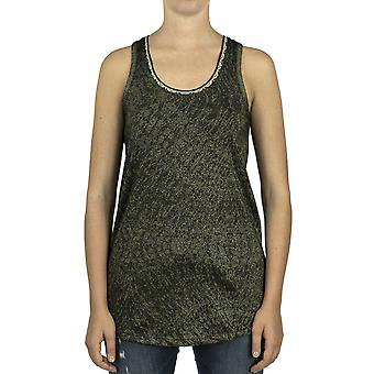 Custo Barcelona Women Tank top Ton Light Multicolor