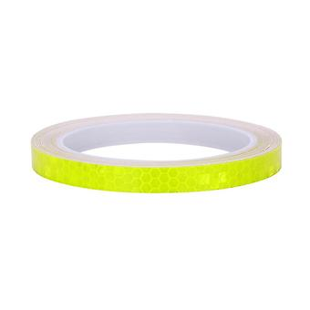 Motorcycle Rim Tape Reflective Wheel Sticker
