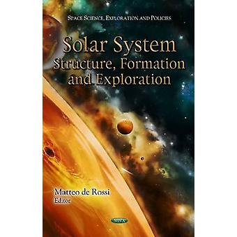 Solar System by Edited by Matteo De Rossi