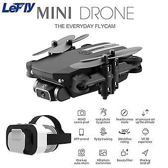 Mini drone profesional con cámara 1080P