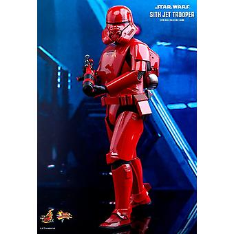 Sith Jet Trooper Poseable Figure from Star Wars Episode IX Rise Of The Skywalker
