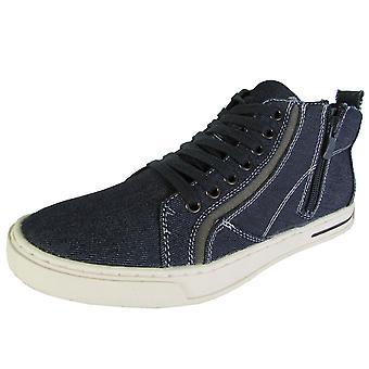 Madden by Steve Madden Mens M-Deston Mid Top Sneaker Shoe