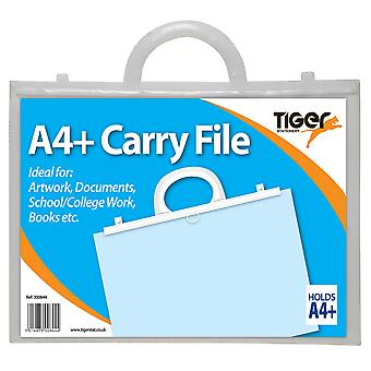 Tiger Stationery A4+ Carry File