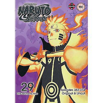 Naruto Shippuden Box 29 (Episodes 362-374) DVD