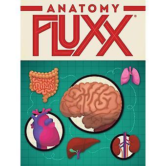 Anatomy Fluxx Card Game