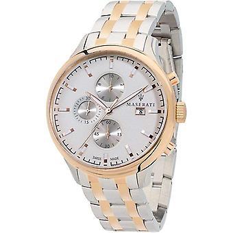 Reloj para hombre Maserati R8873626002 (Ø 43 mm)