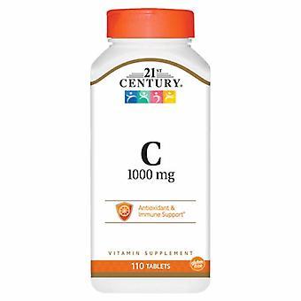 21st Century Vitamin C, 1000mg, 110 Tabs