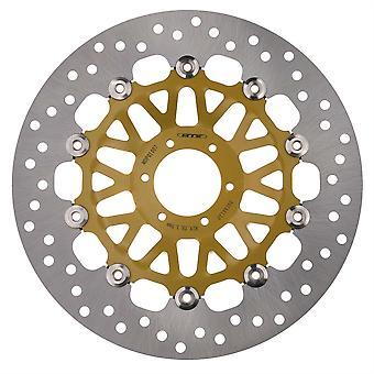 MTX Performance Brake Disc Front/Floating Disc for Honda CBR90RRW,RRX 98-99 Stai