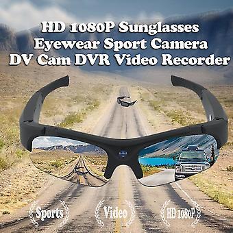 Hd 1080p napszemüveg szemüveg sportkamera DV Cam Dvr videofelvevő
