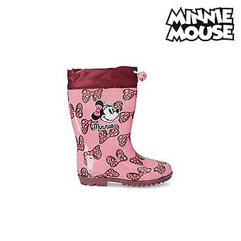 Børns vand støvler Minnie Mouse Pink