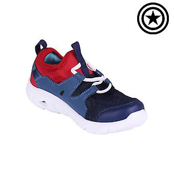 Sports Shoes for Kids The Avengers Blue