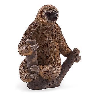 Wildlife & Woodland Two Toed Sloth Toy Figure