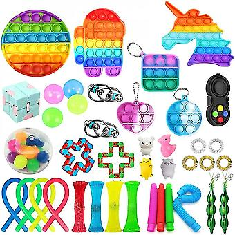 Fidget Toys Pack Stress & Anxiety Relief Tools