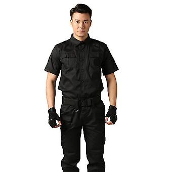 Man Scouting Security People Uniform