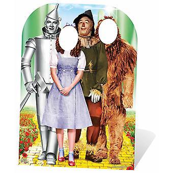 Wizard of Oz Lapsen koko Pahvi Cutout / Standee Stand In