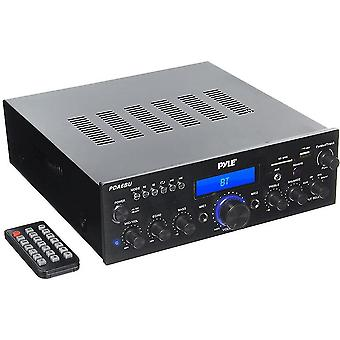 Audio video receivers pda6bu stereo receiver with bluetooth