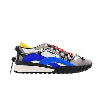 Dsquared2 Pitsi-Up Low Top Sneake Harmaa SNM020021304364M066 kenkä