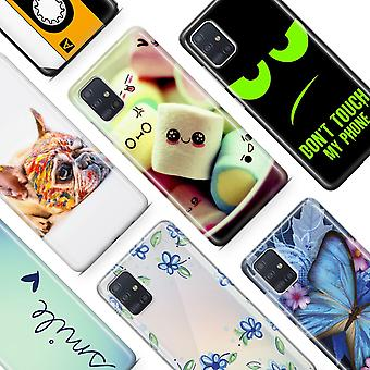Apple iPhone 7/8/SE 2021 Phone Case Protective Case Silicone with Motif