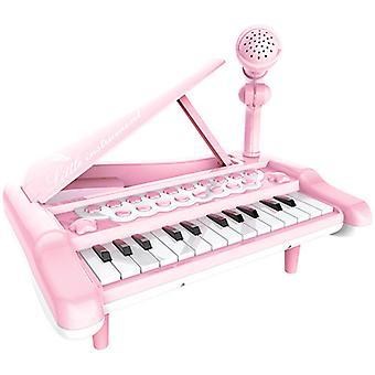 Spielzeug Klavier, pädagogische Tastatur Musikinstrument Spielzeug