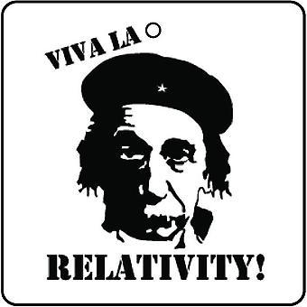 Viva La relatividade refrogerador de ar de carro