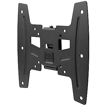 One For All Flat Wall Mount for 19 - 42 Inch LED/LCD/Smart TV - Black (WM4211)