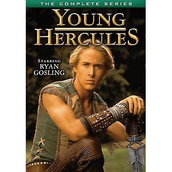 Joven Hercules: La serie completa [DVD] USA importar